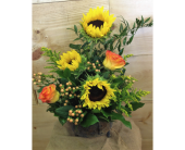 Sunflower Delight in Smyrna GA, Floral Creations Florist