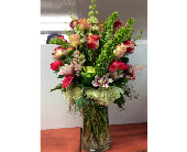 Love You More Bouquet in Ammon ID, Petal Passion
