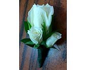 Boutonniere of Roses in Palm Beach Gardens FL, Floral Gardens & Gifts