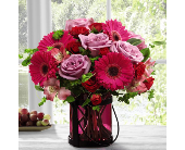 Pink Exuberance in Mississauga ON, Flowers By Uniquely Yours