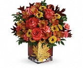 Teleflora's Roses And Maples Bouquet in Lethbridge AB, Flowers on 9th