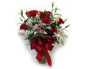 Premium Red Dozen Roses! in Waterbury CT, The Orchid Florist