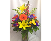 Summer Garden Bouquet  in Smyrna GA, Floral Creations Florist
