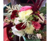 Custom Wedding in Ammon ID, Petal Passion