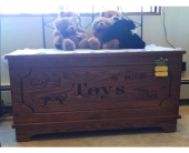 Amish Toy Box  in Grand Rapids MN, Shaw Florists