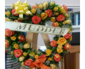 Wreath in Mississauga ON, Flowers By Uniquely Yours