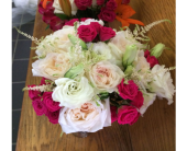 Punch of Color Bridal Bouquet in Piqua, Ohio, Genell's Flowers