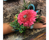 Wrist Corsage in Ammon ID, Petal Passion