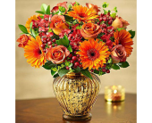 In Love with Fall Bouquet in North Syracuse NY, Becky's Custom Creations