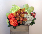 Orchid Harvest Floral Design in Etobicoke ON, VANDERFLEET Flowers