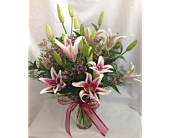 Stargazer Lily Bouquet  in Smyrna GA, Floral Creations Florist
