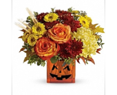 Halloween Glow Bouquet  in Smyrna GA, Floral Creations Florist