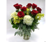 Classic Dozen - PREMIUM in Belleville ON, Live, Love and Laugh Flowers, Antiques and Gifts