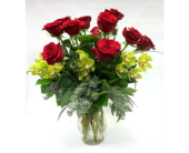 Classic Dozen - DELUXE in Belleville ON, Live, Love and Laugh Flowers, Antiques and Gifts