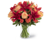 Fiery Brilliance in Kingman AZ, Heaven's Scent Florist