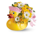 Ducky Delight Girl  in Smyrna GA, Floral Creations Florist