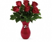 Teleflora's Gift From The Heart Bouquet in Fort Worth TX, Greenwood Florist & Gifts