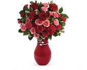 Teleflora's Hearts Entwined Bouquet in Portsmouth NH, Woodbury Florist & Greenhouses