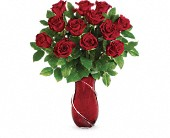 Teleflora's Wrapped In Roses Bouquet in East Amherst NY, American Beauty Florists