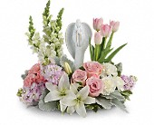 Teleflora's Garden Of Hope Bouquet in Midwest City, Oklahoma, Penny and Irene's Flowers & Gifts