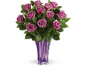 Teleflora's Lavender Splendor Bouquet in Seattle WA, The Flower Lady