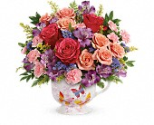 Teleflora's Wings Of Joy Bouquet in Waldron AR, Ebie's Giftbox & Flowers