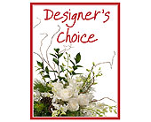 Designer's Choice - Winter in Methuen MA, Martins Flowers & Gifts