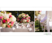 Wedding Reception in Cerritos CA, The White Lotus Florist