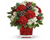 Make Merry Bouquet  in Smyrna GA, Floral Creations Florist