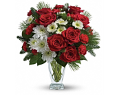 Winter Kisses Bouquet  in Smyrna GA, Floral Creations Florist