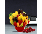 Fancy Fruit Bouquet in Houston TX, Fancy Flowers