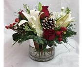 Enchanting Christmas Bouquet  in Smyrna GA, Floral Creations Florist