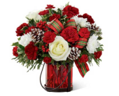 Holiday Wishes in Mississauga ON, Flowers By Uniquely Yours