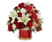 Happiest Holidays in Mississauga ON, Flowers By Uniquely Yours