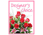 Designer's Choice - Valentine's Day in Bradenton FL, Florist of Lakewood Ranch