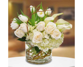 Beach City Florist  Winter Whites  in San Clemente CA, Beach City Florist