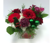 Red, White and Green in Belleville ON, Live, Love and Laugh Flowers, Antiques and Gifts