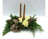 Elegant Centrepiece in Belleville ON, Live, Love and Laugh Flowers, Antiques and Gifts