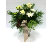 Holiday  Whites in Belleville ON, Live, Love and Laugh Flowers, Antiques and Gifts