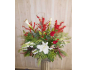 Peace on Earth in Dallas TX, Petals & Stems Florist
