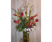 Christmas Time in Dallas TX, Petals & Stems Florist