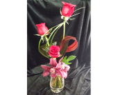 Simple Elegance in Largo FL, Rose Garden Florist