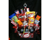 Dr. Pepper & Snacks in New Iberia LA, Breaux's Flowers & Video Productions, Inc.