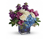 Portrait In Purple Bouquet  in Smyrna GA, Floral Creations Florist