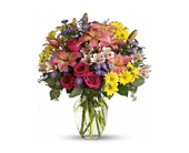 Afternoon In The Garden Bouquet  in Smyrna GA, Floral Creations Florist