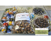 Chocolate Snack Box in Methuen MA, Martins Flowers & Gifts