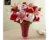 FTD Lasting Romance Bouquet in Mississauga ON, Flowers By Uniquely Yours