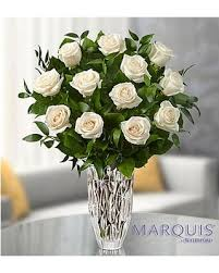 Marquis by Waterford� Premium White Roses in Jupiter FL, Anna Flowers