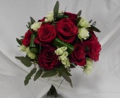 Red Rose Bouquet in St Catharines, Ontario, Vine Floral