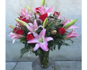 LILY ROSE GRANDE by Rubrums in Ossining NY, Rubrums Florist Ltd.